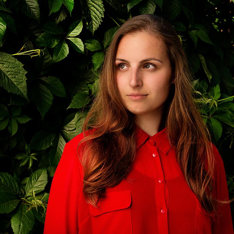 Keliaujančių architektūros dirbtuvių organizatorė Agnė Motiejauskaitė